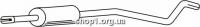 Ferroz 07.195 резонатор глушителя OPEL ASTRA II   hatch sedan combi  1.2i 16V  cat  98-