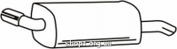 Ferroz 07.196 купить глушитель OPEL ASTRA II   hatchback  1.2i 16V  cat  98-