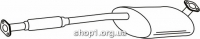 Ferroz 07.200 резонатор глушителя OPEL FRONTERA A   4x4 LWB  2.5TD    96-98