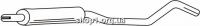 Ferroz 07.239 Глушитель средняя часть OPEL CORSA C   hatchback  1.0i 12V  cat  9/00-