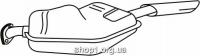 Ferroz 07.250 глушитель на  OPEL VECTRA B   combi sedan hatch  2.0DTI TD 2.2DTI TD  cat  9/00-8/02