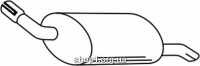 Ferroz 07.251 Задний глушитель OPEL CORSA C   hatchback  1.7Di 1.7DTi  cat  9/00-