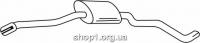 Ferroz 07.264 Средний глушитель OPEL OMEGA B   sedan  2.2i  cat  09/00-07/03