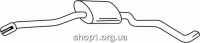 Ferroz 07.266 резонатор OPEL OMEGA B   combi  2.2i  cat  09/00-07/03