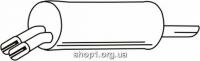 Ferroz 07.269 глушители для OPEL OMEGA B   sedan  2.2i  cat  09/00-07/03