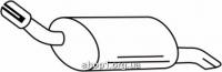 Ferroz 07.337 Глушитель OPEL CORSA C   hatchback  1.3CDTi TD + DPF  cat  06/03-07/06
