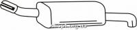 Ferroz 07.339 Глушитель OPEL ASTRA III   hatch combi coupe  1.4i 16V 1.6i 16V  cat  3/04-