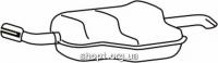 Ferroz 07.371 Задний глушитель OPEL ASTRA III   sedan  1.6i 16V 1.8i 16V  cat  07-