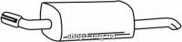Ferroz 07.387 Глушитель задняя часть OPEL ASTRA II   combi  2.0DTi 2.2DTi  cat  38055