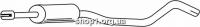 Ferroz 07.410 резонатор OPEL MERIVA A     1.7CDTi TD + DPF  cat  09/03-07/10