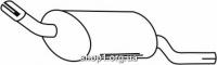 Ferroz 07.417 глушители для OPEL CORSA C COMBO     1.6i 16V  cat