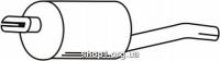 Ferroz 07.438 Глушитель задняя часть OPEL CORSA C   combo  1.7CDTi TD  cat  07/04-