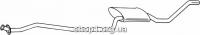 Ferroz 08.002  (08.02)  Глушитель FORD FIESTA     1.0 1.1    83-89