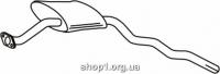 Ferroz 08.038  (08.38)  Глушитель средняя часть FORD SCORPIO I   hatchback  2.0i 2.0  cat  10/86-8/89
