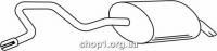 Ferroz 08.042  (08.42)  Глушитель выхлопных газов конечный FORD MONDEO   hatchback sedan  1.6i 16V 1.8i 16V  cat  93-98