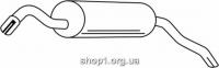 Ferroz 08.045  (08.45)  глушитель автомобиля FORD ESCORT   hatchback  1.8D  cat  90-98