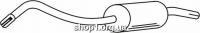 Ferroz 08.046  (08.46)  купить глушитель FORD ESCORT   sedan combi  1.8D  cat  90-00
