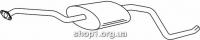 Ferroz 08.059  (08.59)  Средний глушитель FORD ESCORT   hatchback combi  1,3    10/90-8/92