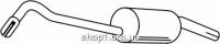 Ferroz 08.065  (08.65)  Задний глушитель FORD ESCORT   sedan combi  1.4 1.4i 1.6  cat  90-94