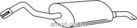 Ferroz 08.076  (08.76)  глушитель на  FORD ESCORT   combi  1.6i 16V  cat  1/95-9/01