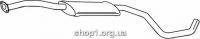 Ferroz 08.079  (08.79)  резонатор глушителя FORD ESCORT   hatch sedan combi  1.8TD  cat  93-01