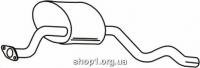 Ferroz 08.096  (08.96)  Средний глушитель FORD SIERRA   hatch sedan combi  1.6 1.8 2.0 2.0i  cat  86-92