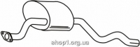 Ferroz 08.108 Труба выхлопной системы FORD SIERRA   hatch sedan combi  2.0i 4x4 4x2  cat  5/89-93