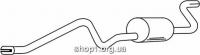 Ferroz 08.111 глушители FORD TRANSIT   SWB 80-120  1.6 2.0    3/84-86
