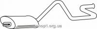 Ferroz 08.118 глушители для автомобилей FORD TRANSIT   SWB 80-150  2  cat  91-94