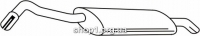 Ferroz 08.140 купить глушитель FORD ESCORT   combi  1.6i 16V 1.8i 16V  cat  92-95