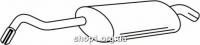 Ferroz 08.154 задняя часть глушитель FORD ESCORT   hatchback  1.8iXR3i16V 1.8i 16V 2.0i16V 1.6i 16V  cat  91-95