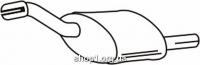 Ferroz 08.186 глушители FORD FOCUS   hatchback  1.6i 16V  cat  98-02