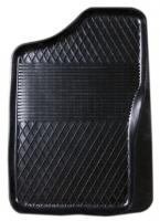 Коврик резиновый для FIAT Cinquecento передній MatGum (<G-лівий> - чорний)