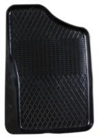 Коврик резиновый для FIAT Cinquecento передній MatGum (<G-правий> - чорний)