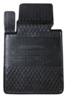 Коврик резиновый для BMW X5 передній MatGum (<HX-лівий> - чорний)