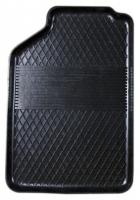 Коврик резиновый для SKODA FELICIA, FAVORIT передній MatGum (<I-лівий> - чорний)