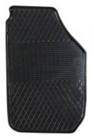 Коврик резиновый для SKODA FABIA (2007-  ) передній MatGum (<LX-правий> - чорний)