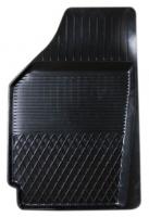 Коврик резиновый для MITSUBISHI CARISMA передній MatGum (<M-лівий> - чорний)