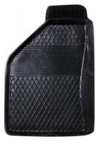Коврик резиновый для TOYOTA HILUX передній MatGum (<O-лівий> - чорний)