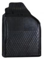 Коврик резиновый для LADA SAMARA передній MatGum (<O-правий> - чорний)