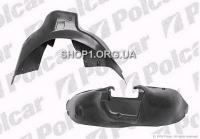 Polcar 1308FL-5 подкрыльник AUDI 80 (B4), 9.91-94