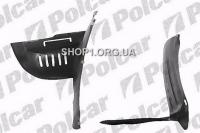 Polcar 2016FP-1 Подкрыльник BMW 5 (E39), 01.96-06.04