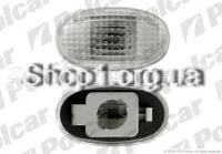 Polcar 2902198E Указатель поворота боковой DAEWOO MATIZ (KLYA/M100), 01.98-12.08