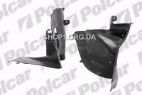 Polcar 5002FL-1 подкрыльник MERCEDES C-KLASSE (W202), 03.93-03.01