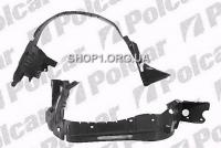 Polcar 5015FL-1 подкрыльник MERCEDES E-KLASSE (W210), 06.95-03.03