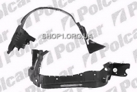 Polcar 5015FP-1 подкрыльник MERCEDES E-KLASSE (W210), 06.95-03.03