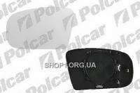 Polcar 5025541M вклад зеркала внешнего MERCEDES S-KLASSE (W220) 10.98-02