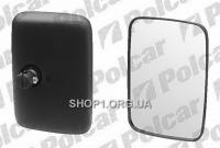 Polcar 506151-E зеркало внешнее MERCEDES 207-410,  77-95