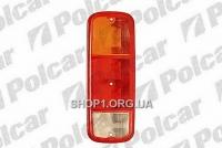 Polcar 5061871E Стекло фонаря заднего MERCEDES 207-410,  77-95