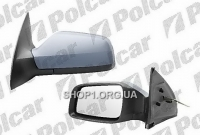 Polcar 5508511M зеркало внешнее OPEL ASTRA G, 01.98-08.09